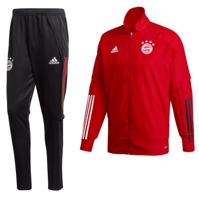 Foto van FC Bayern München Presentatiepak FCB True Red