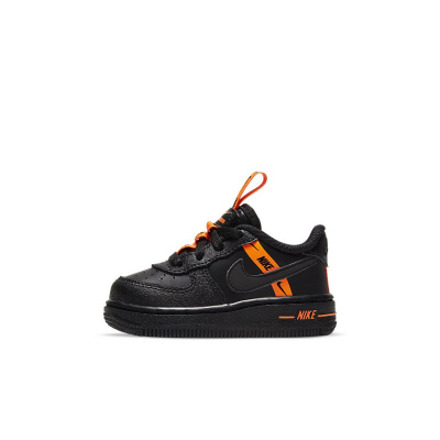 Foto van Nike Force 1 LV8 KSA Black Orange