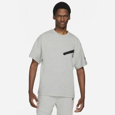 Foto van Nike Sportswear Dri-FIT Tech Essentials Shirt Dark Grey Heather