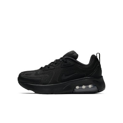 Foto van Nike Air Max 200 Kids Black