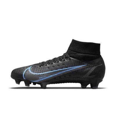 Foto van Nike Mercurial Superfly 8 Pro FG Black Iron Grey
