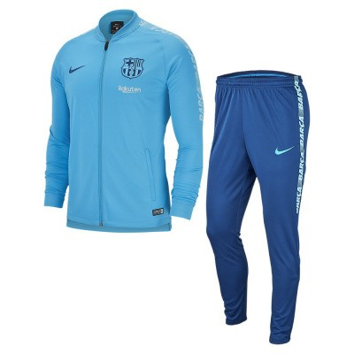 Foto van FC Barcelona Dri-FIT Squad Trainingspak Blue