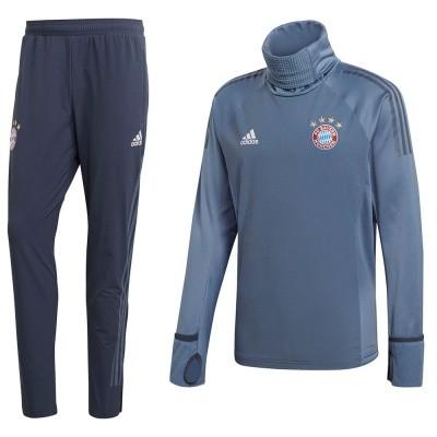 Foto van FC Bayern München Ultimate Warm Longsleeve Set EU