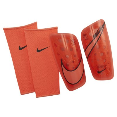 Foto van Nike Mercurial Lite Scheenbeschermers Bright Mango