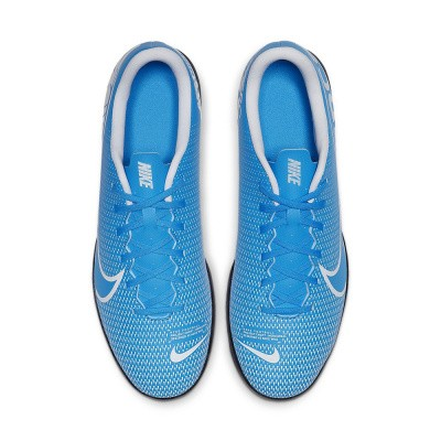 Foto van Nike Mercurial Vapor Club 13 IC Blue Hero