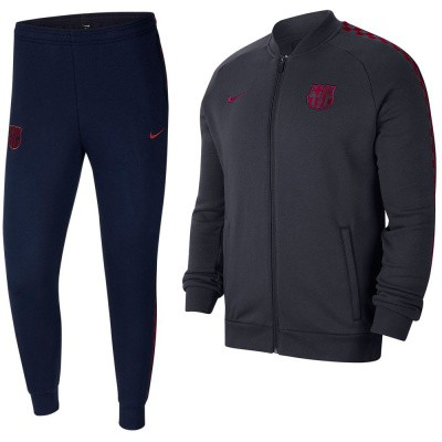 FC Barcelona Fleece GLA Track Set