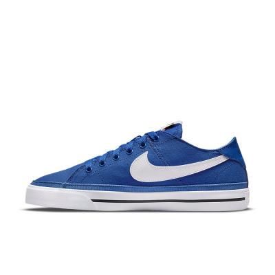 Foto van Nike Court Legacy Canvas Game Royal Blue