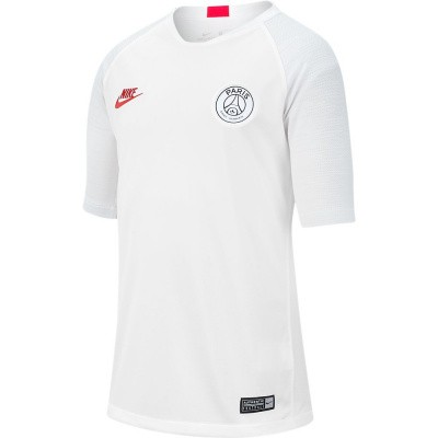 Foto van Paris Saint-Germain Strike Set Kids White