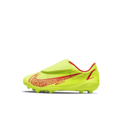 Foto van Nike Mercurial Vapor 14 Club MG Little Kids Volt
