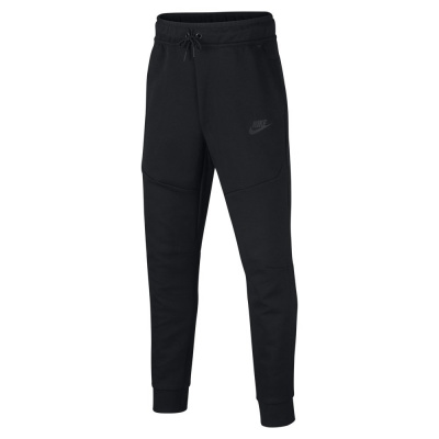 Foto van Nike Sportswear Tech Fleece Pant Kids Black