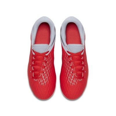 Foto van Nike Hypervenom Phantom III Academy FG Kids Crimson