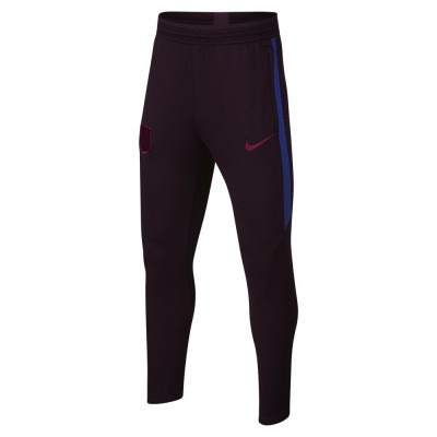 Foto van FC Barcelona Dri-FIT Strike Drill Pant Kids Dark Burgundy Ash