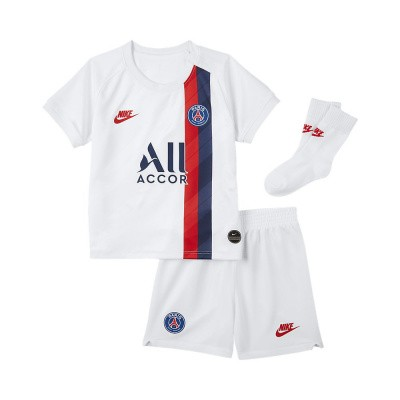 Foto van Paris Saint-Germain Stadium 3e Minikit Baby's