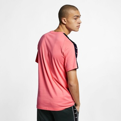 Foto van Nike T-Shirt Swoosh 2 Pink Gaze