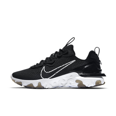 Foto van Nike React Vision Black White