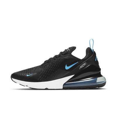 Foto van Nike Air Max 270 Black Blue Fury