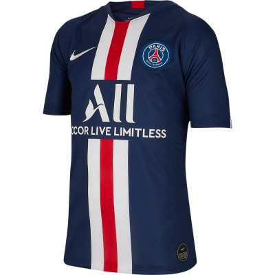 Paris Saint-Germain Stadium Home Shirt Kids