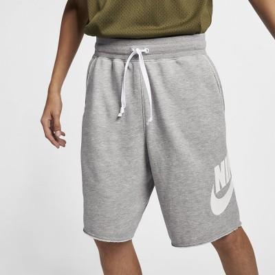 Foto van Nike Sportswear shorts Dark Grey Heather