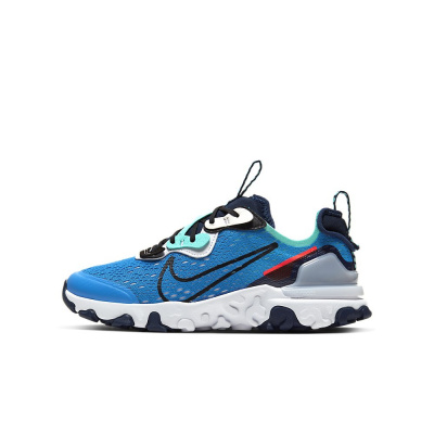Foto van Nike React Vision Kids Photo Blue