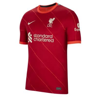 Foto van Liverpool FC Stadium Thuis Shirt Gym Red
