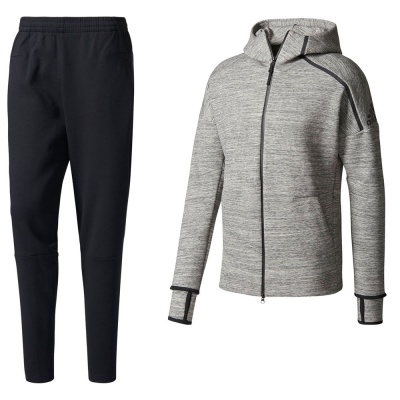 Adidas Z.N.E. Storm Heathered Hoodie Set