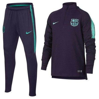 Foto van FC Barcelona Dri-FIT Squad Drill Set
