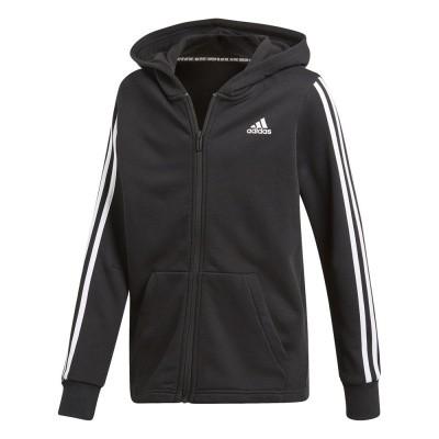 Foto van Adidas Must Haves 3-Stripes Trainingspak Kids Zwart