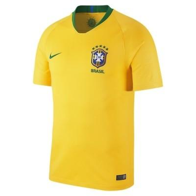 2018 Brasil CBF Stadium Home Kids