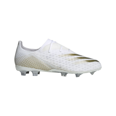 Foto van Adidas X Ghosted 2 FG White Gold