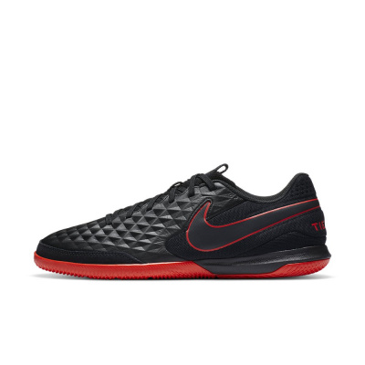 Foto van Nike Legend 8 Academy IC Black-Chile Red