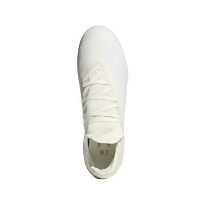 Foto van Adidas X 18.3 FG Wit