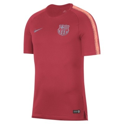 Foto van FC Barcelona Breathe Squad Shirt Tropical Pink