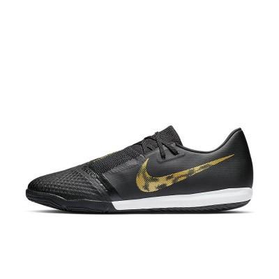 Foto van Nike PhantomVNM Academy IC Black-Gold