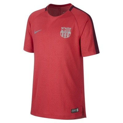 Foto van FC Barcelona Dri-FIT Squad Kids Tropical Pink