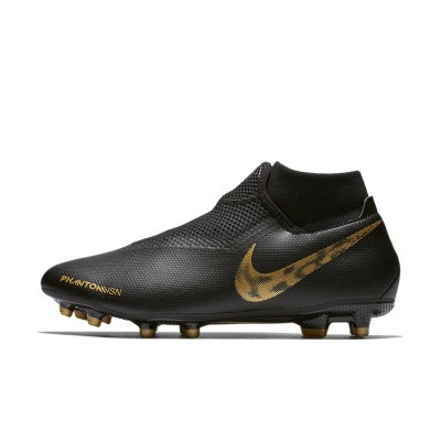 purchase cheap 0a1b1 2901a Nike Phantom Vision Academy Dynamic Fit MG Black-Gold
