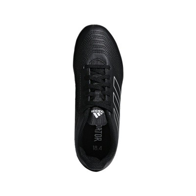 Foto van Adidas Predator 18.4 FG Kids Zwart