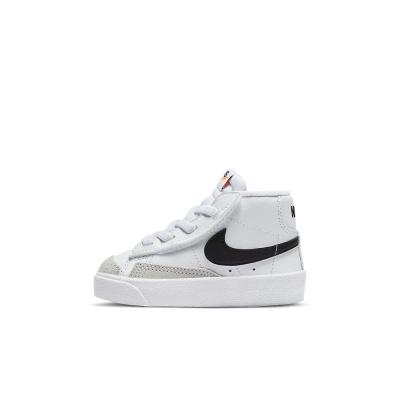 Foto van Nike Blazer Mid 77 Kids White