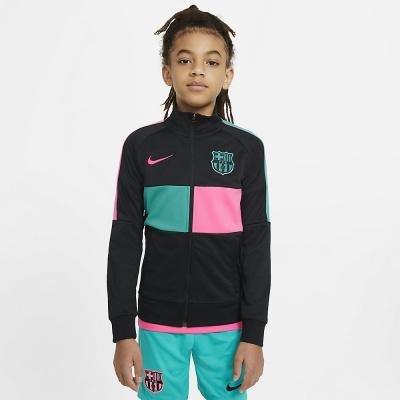 FC Barcelona i96 Anthem Track Jack Kids