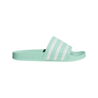 Foto van Adidas Adilette Slippers Clear Mint