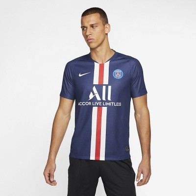 Foto van Paris Saint-Germain Stadium Home Shirt