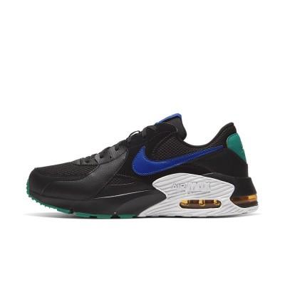 Foto van Nike Air Max Excee Black Hyper Blue