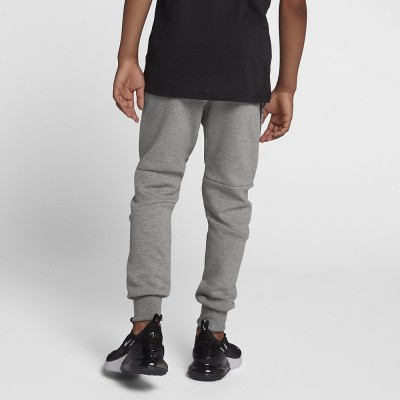 Foto van Nike Sportswear Tech Fleece Pant Dark Grey Heather Kids