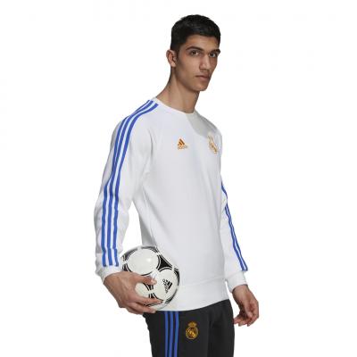 Foto van Real Madrid Sweat Set White