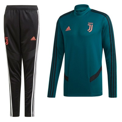 Foto van Juventus Training Set Kids Mystery Green