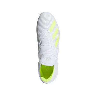 Foto van Adidas X 18.3 IC White