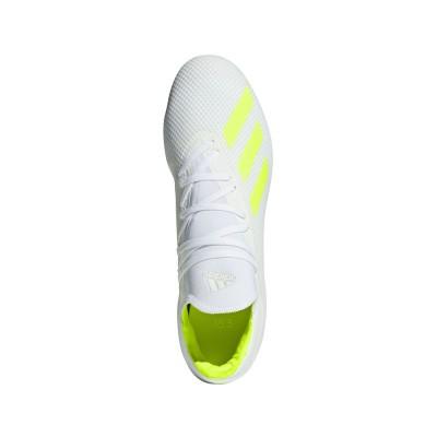 Foto van Adidas X 18.3 FG White
