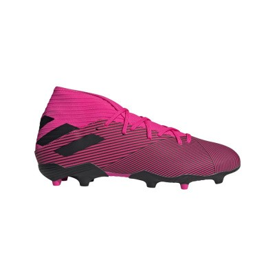 Foto van Adidas Nemeziz 19.3 FG Shock Pink