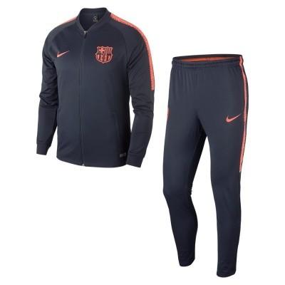 Foto van FC Barcelona Squad Trainingspak