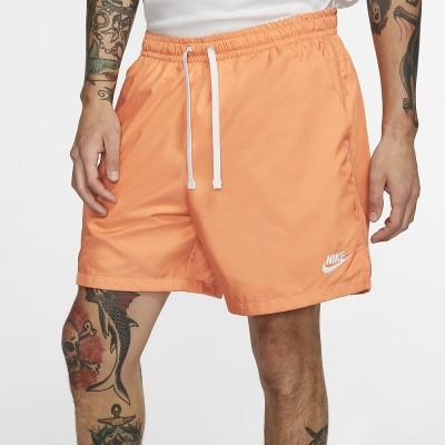 Foto van Nike Sportswear Short Orange Trance