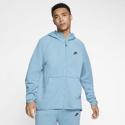 Foto van Nike Sportswear Tech Fleece Hoodie Cerulean